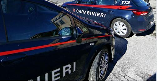carabinieri reggio emilia